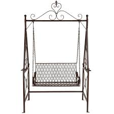 94 metal swing chair made by outdoor living would love this in my
