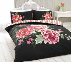 duvet cover black seraphina double