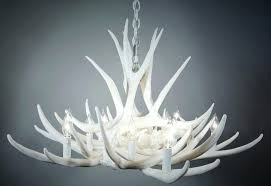 awesome white antler chandelier pure white mule deer 9 cast antler chandelier white antler chandelier with awesome white antler chandelier