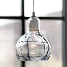 blown glass pendant lighting. mouthblown glass modern mini pendant light around 59 comes in amber and honey blown lighting