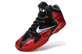lebron red shoes. special deals nike casual n-lv\u0026unyhx shoes lebron 11 miami heat limited offer mens lebron red 1