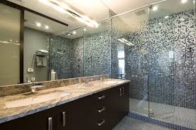 Nice Pictures Of Glass Tile Designs Bath - Glass tile bathrooms