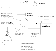 chevy hei distributor plug wiring diagram at 350 to chevy hei dist wiring wiring diagram \u2022 on chevrolet distributor wiring
