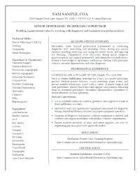Ophthalmic Assistant Resume Cool Camera Assistant Resume Similar Resumes Camera Assistant Resume