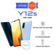 Điện thoại Vivo Y12s (4GB/128GB) - Hàng chính hãng