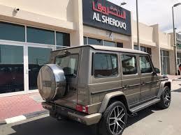 Mercedes-benz G63 AMG 2016 GCC Spec Good condition | Kargal - UAE