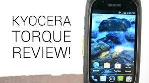 Kyocera Torque E6710 Full phone ...