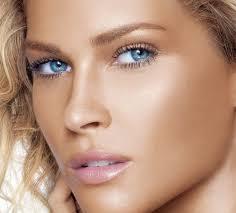 natural eye makeup for blue eyes previousnext previous image next image blusho tutorial