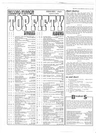 Bbc Record Charts Every Uk 1 Single Of 1974 Discussion Thread Steve Hoffman