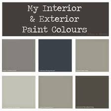 Solver Paint Chart Lime Mortar My Paint Colours Home Inside In 2019