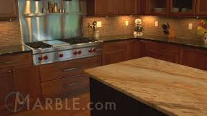 Colonial Gold Granite Kitchen Colonial Gold And Black Pearl Youtube