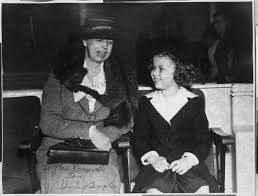 file eleanor roosevelt and shirley temple nara jpg  file eleanor roosevelt and shirley temple nara 195615 jpg