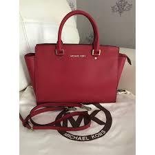 michael kors saffiano leather