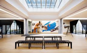 inspiring office design. View In Gallery Superheroes Amsterdam Office Design By Simon Bush-King Architecture And Urbanism 1 Inspiring