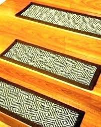 carpet stair treads home depot rug runners tread pads non slip s hallway t