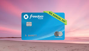 chase freedom flex a brand new credit