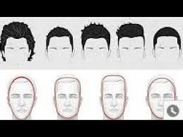 كيف تختار تسريحة الشعر المناسبة للشكل وجهك للرجال افضل قصة الشعر 2018