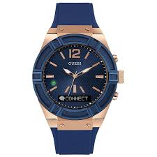 guess watches authorised guess watch stockist uk delivery guess connect mens smart watch c0001g1