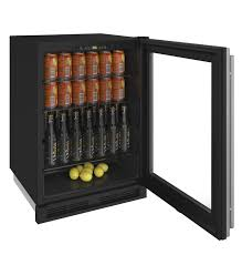 Glass Door Home Refrigerator 1224rgl 24 Glass Door Refrigerator