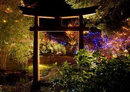 Small Picture Garden Landscaping Mesmerizing Japanese Garden Christmas Lights