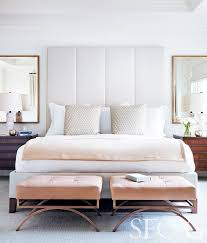 sophisticated bedroom furniture. bedroom with white walls headboard antique brass mirrors wood bedside tables sophisticated furniture s