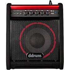 speakers guitar center. ddrum dda50 electronic drum kickback amp speakers guitar center