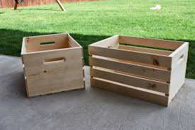 unfinished wood crate where to a wooden crate wooden crates michaels