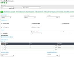 Sage 300 Chart Of Accounts Sage X3 Chart Of Accounts Overview