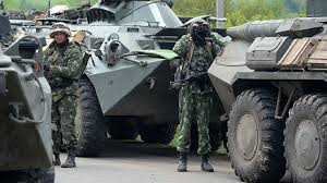 Academi Security 400 Us Mercenaries Deployed On Ground In Ukraine Military Op Rt