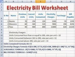 Excel Bill Bismi Margarethaydon Com