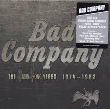 Album Charts 1974 Bad Company The Swan Song Years Cheeky Monkey Sarnia