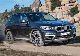 2018 bmw q3. unique bmw 2018 bmw x3 front quarter right photo with bmw q3