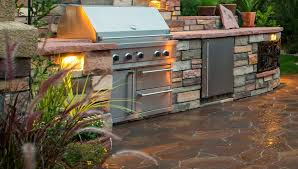 paver patios outdoor kitchen enclosures