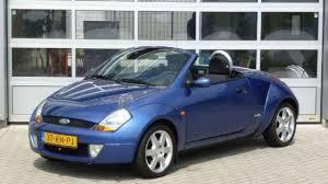 Ford Ka StreetKa 1.6 70kW BJ.2005 CABRIO/ ZEER NETTE AUTO. - YouTube