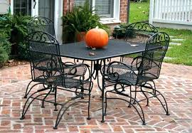 black iron patio furniture black iron patio furniture cast iron patio set table chairs garden furniture