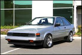 Socal. Mint 1985 Corolla GTS (real) coupe. - NASIOC