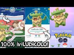 Evolve Lotad Pokemon Go