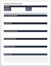 Performance Feedback Template Magdalene Project Org