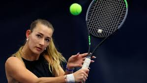 Osaka ousted from tokyo games by vondrousova. Russian Tennis Player Arrested At French Open In Match Fixing Probe Financial Times