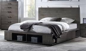 Modus Furniture McDanold California King Platform Storage Bed |The ...
