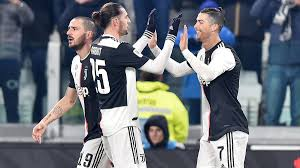 Juventus 3, Roma 1: Ronaldo helps seal Coppa Italia semi ...
