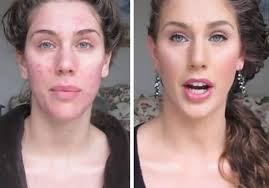 cover acne scars and blemishes with tore makeup tutorial problem secret salon boutique how