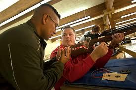 u s department of defense photo essay warrior games day 2 shooting practice