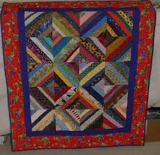 350 best String quilts images on Pinterest | Beautiful, Baskets ... & You've never seen scrap quilt designs like this before! Super String Quilts:  13 Paper Piecing and Scrap Quilt Patterns has all the string quilting  tutorials ... Adamdwight.com