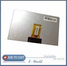 Orijinal ve Yeni 7 inç LCD ekran SL007DC18B18 F SL007DC18B18 tablet pc için  ücretsiz kargo|7inch lcd screen|screen for tabletlcd screen for tablet -  AliExpress