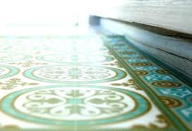 vinyl safe rug pad area pads for floors pattern blue moon floor cloth rugs backed best vinyl backed rug pad