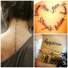Citation Tatouage Francais Citation Damour