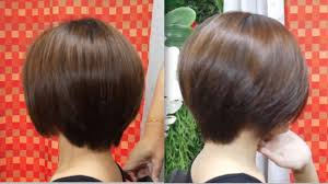 Short Haircut For Thick And Big Hair ซอยผมสน สำหรบผมหนา
