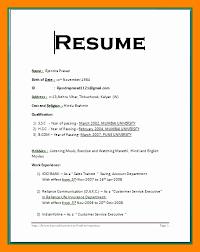 Resume Format In Word 2007 Download Ms Resume Manqal Hellenes Co