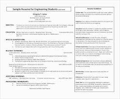 Electrical Engineering Resume Examples Extraordinary 44 Exclusive Electrical Engineering Resume Examples Sierra